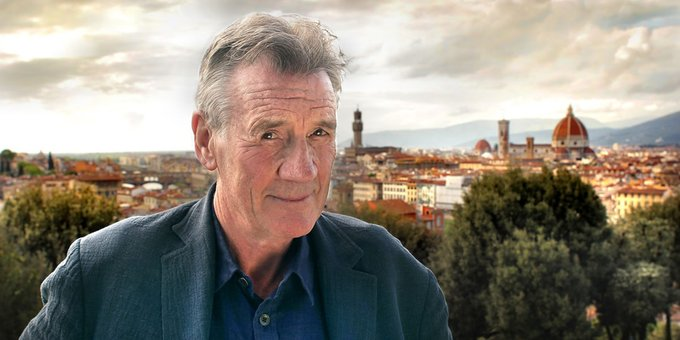 Happy Birthday to Sir Michael Palin... 78 today.