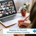 Image for the Tweet beginning: Looking to volunteer?   Volunteers at