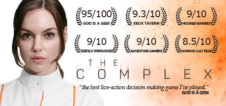 The Complex is $10.14 on Steam