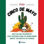 Image for the Tweet beginning: Feliz Cinco De Mayo!! Wishing