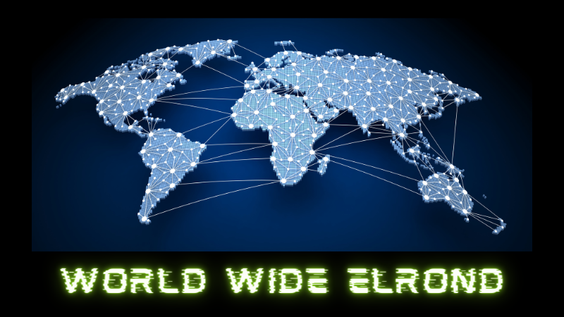 Elrond has developed a Blockchain as scalable that may be the next WWE, everything you can imagine in a trust, decentralized, transparent, public and safe network  ⚡️Hypergrowth $eGLD Culture⚡️ https://t.co/vbcuBKio30