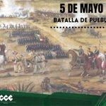 Image for the Tweet beginning: 🇲🇽Este #5deMayo, conmemoramos la victoria