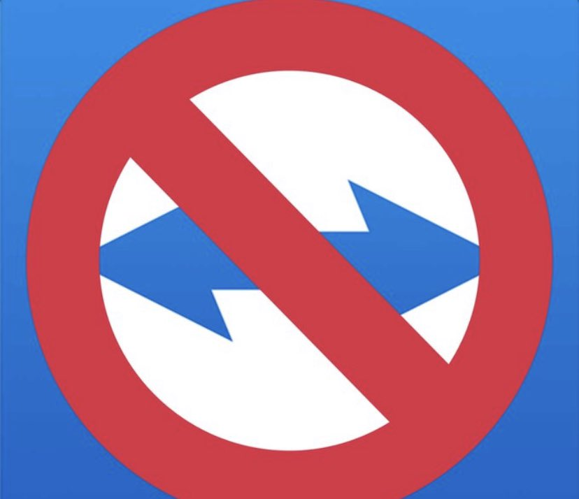 Hello @TeamViewer We're still here. !! You must love us United fans so much that you want to stay. You are funding Glazers so you are part of the problem. #BoycottTeamViewer  #NotAPennyMore Make sure you let everyone know that they not only enable Glazers they enable scammers https://t.co/8uKv62EJix