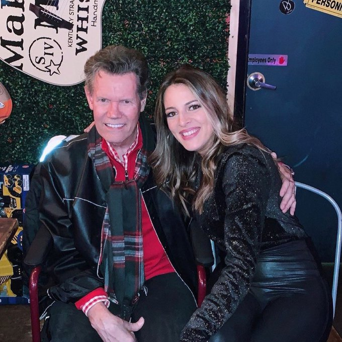 Forgot to post this yesterday ... HAPPY belated BIRTHDAY Randy Travis! What s your favorite song?