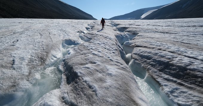 Emissions Cuts Could Drop the Impact of Melting Ice on Oceans by Half Photo