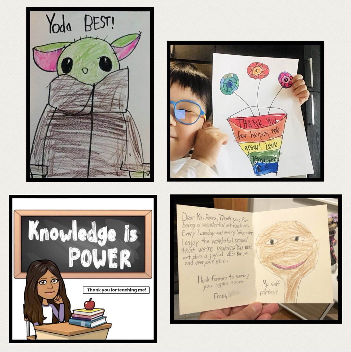 This week has been filled with beautiful surprises and tokens of appreciation. I'm honor to work with these beautiful, inspiring & kind humans. Happy Teacher Appreciation Week! <a target='_blank' href='http://twitter.com/APS_ATS'>@APS_ATS</a> <a target='_blank' href='http://twitter.com/APSArts'>@APSArts</a> <a target='_blank' href='http://twitter.com/ats_pta'>@ats_pta</a> <a target='_blank' href='http://search.twitter.com/search?q=APSartsthrive'><a target='_blank' href='https://twitter.com/hashtag/APSartsthrive?src=hash'>#APSartsthrive</a></a> <a target='_blank' href='https://t.co/9K2yRKKZlg'>https://t.co/9K2yRKKZlg</a>