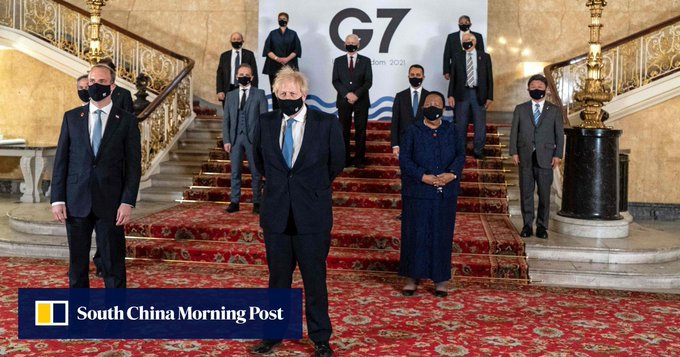 G7 scolds China and Russia over threats, bullying, rights abuses Photo