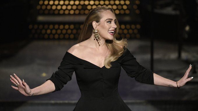 Adele stuns in makeup-free photo shared in celebration of 33rd birthday Photo