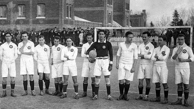 Real Madrid con medias negras. Hay antecedentes. #UCL #CHAMPIONSxESPN https://t.co/GcqW0ybshx