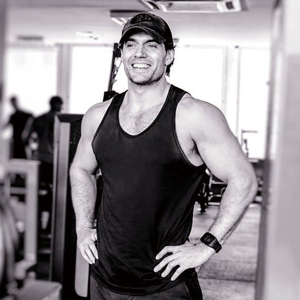 Oh yh. Nearly forgot. Happy Birthday Henry Cavill the future Ares or Hercules of the MCU.