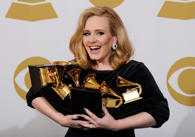 Happy Birthday Adele  Thirty-free is a phrase we are now all saving in our minds.