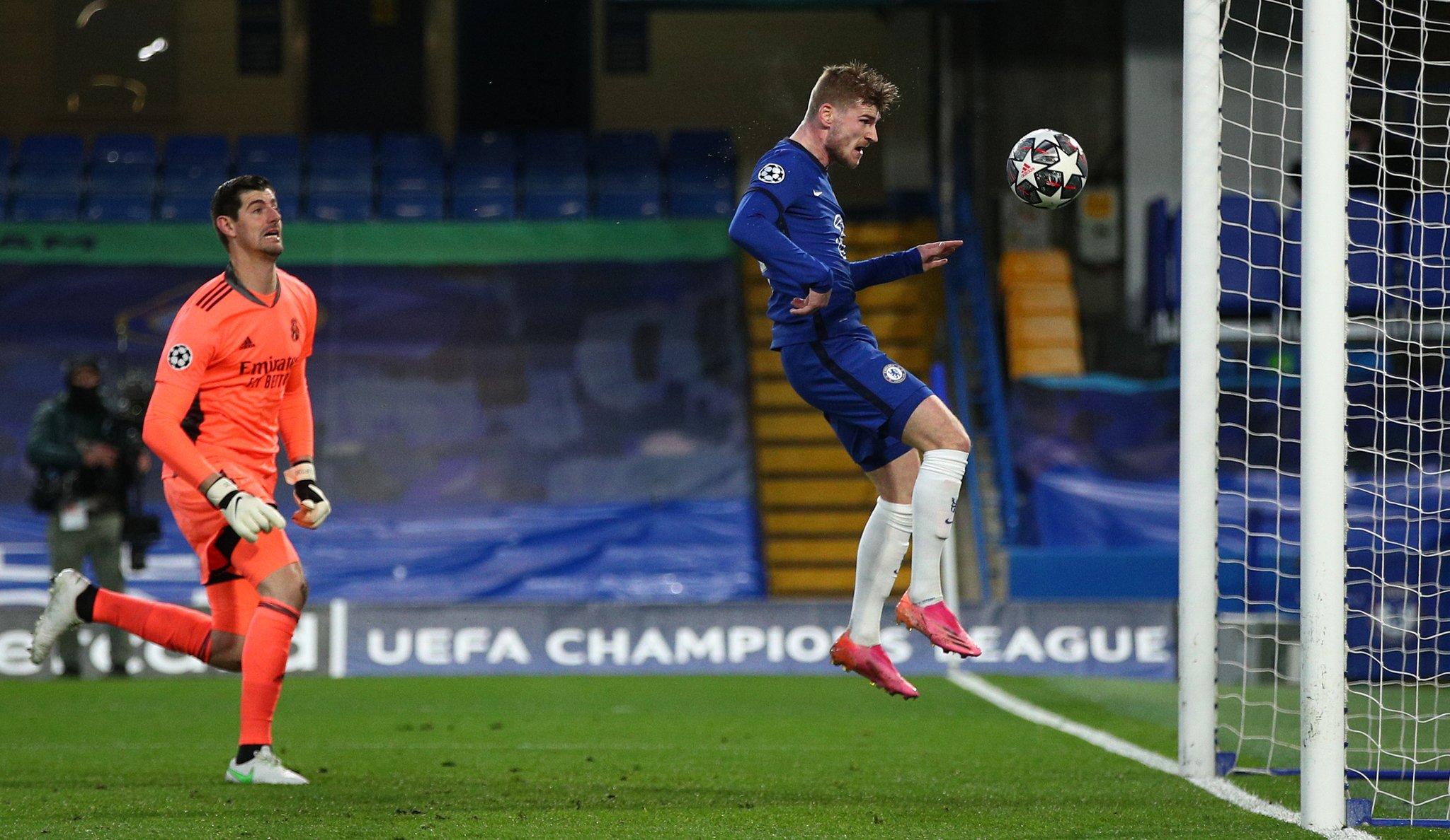 تشيلسي ييكتسح ريال مدريد ويتأهل الى نهائي دوري الابطال لمواجهة السيتي