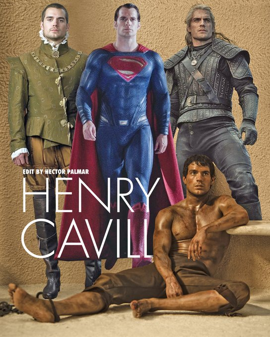 Happy birthday Henry Cavill, thank you for existing