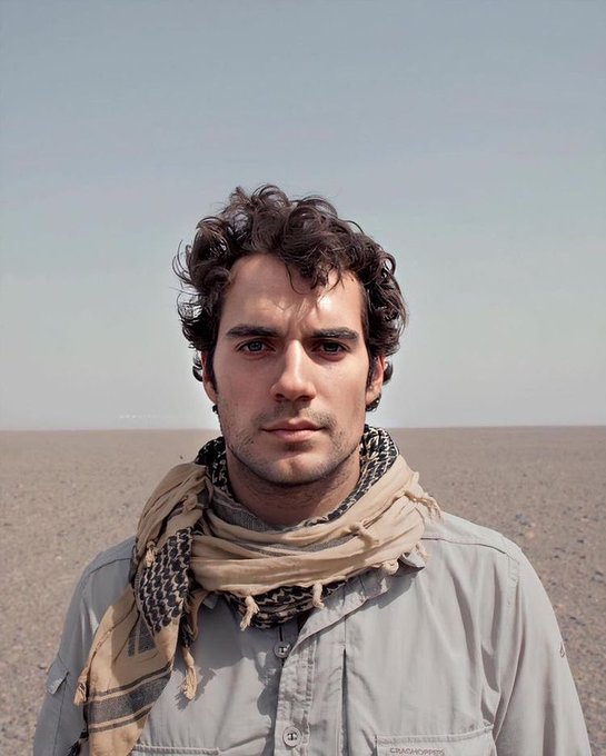 Happy birthday henry cavill you should break up with your girlfriend to celebrate!