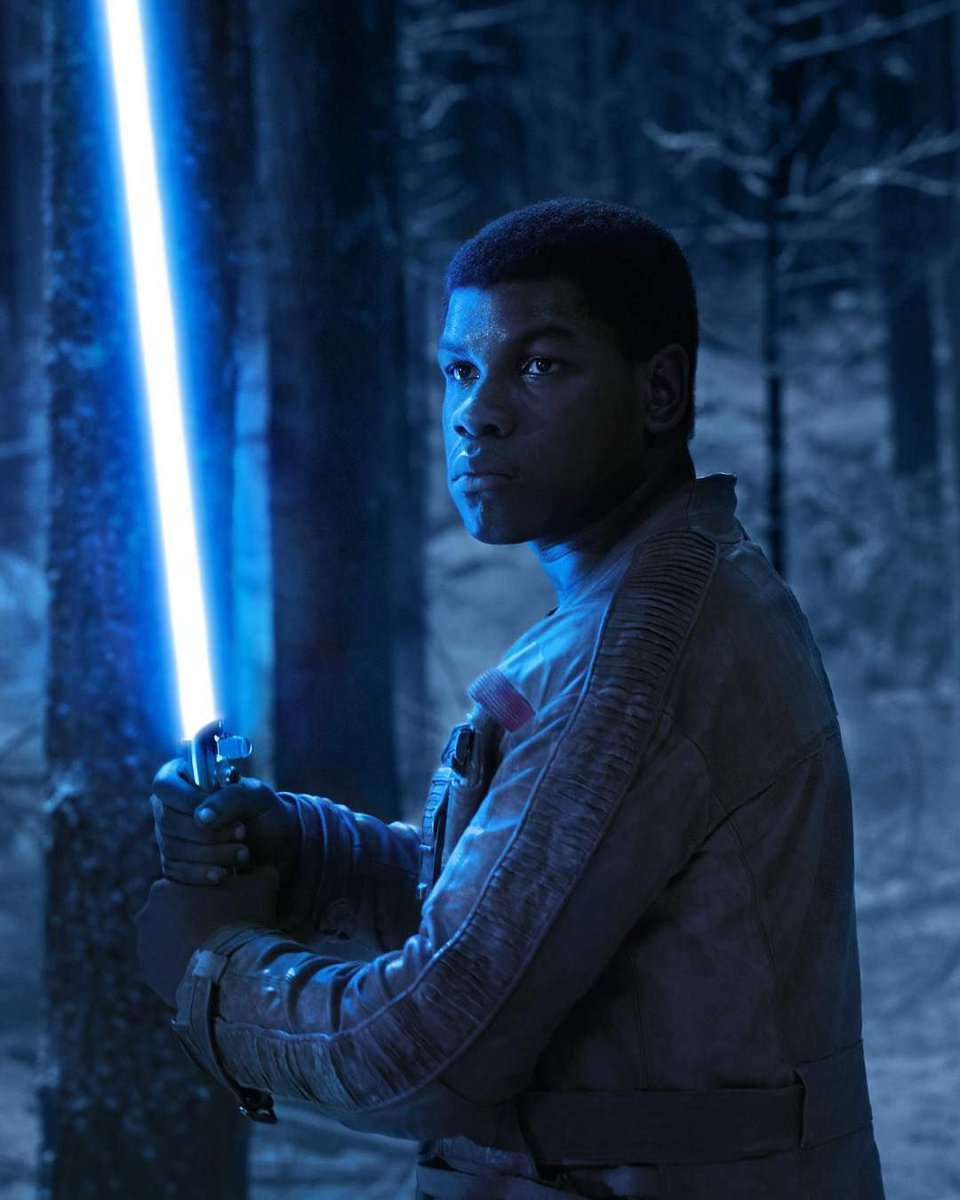 RT @SWTweets: John Boyega beat out Tom Holland and Michael B. Jordan for the role of Finn in 'The Force Awakens' https://t.co/JuBLdemP4g