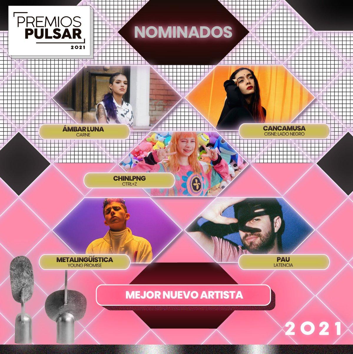 test Twitter Media - 📣 Artistas revelación con proyección y una carrera en ascenso. Estas son las nominaciones para Mejor Nuevo Artista de la #músicachilena en #PremiosPulsar2021 ⬇️ https://t.co/w2cz0YIUdZ https://t.co/15WebEcMei