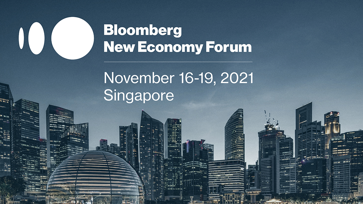 @neweconforum: The fourth annual #NewEconForum will convene the world's most influential leaders in Singapore this November 16-19, 2021 to mobilize behind the effort to build a sustainable and inclusive global economy. Learn more about the announcement