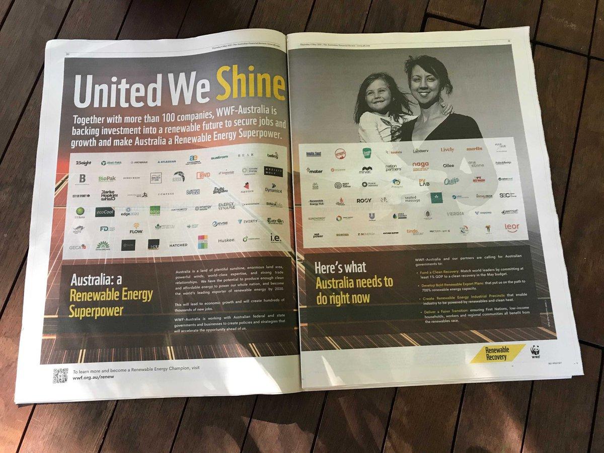 #UnitedWeShine!