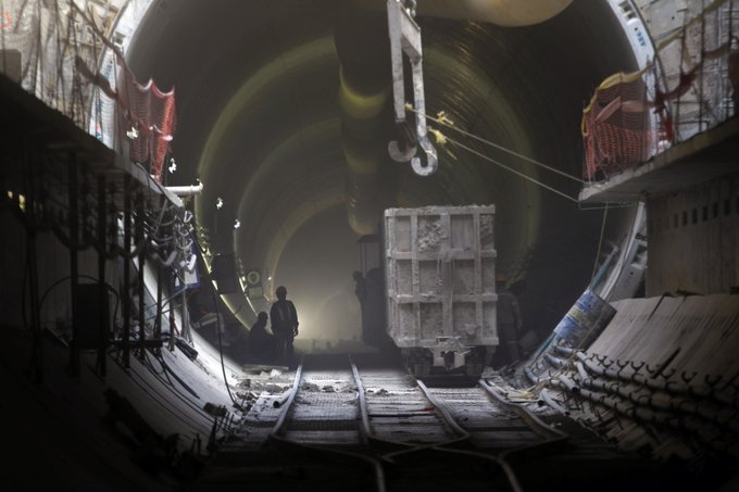 Mexico City subway collapse was a tragedy foretold Photo