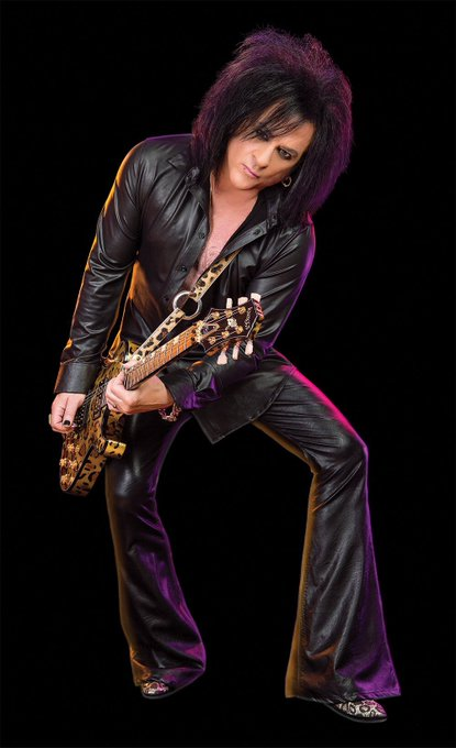Happy Birthday to you and Steve Stevens today.