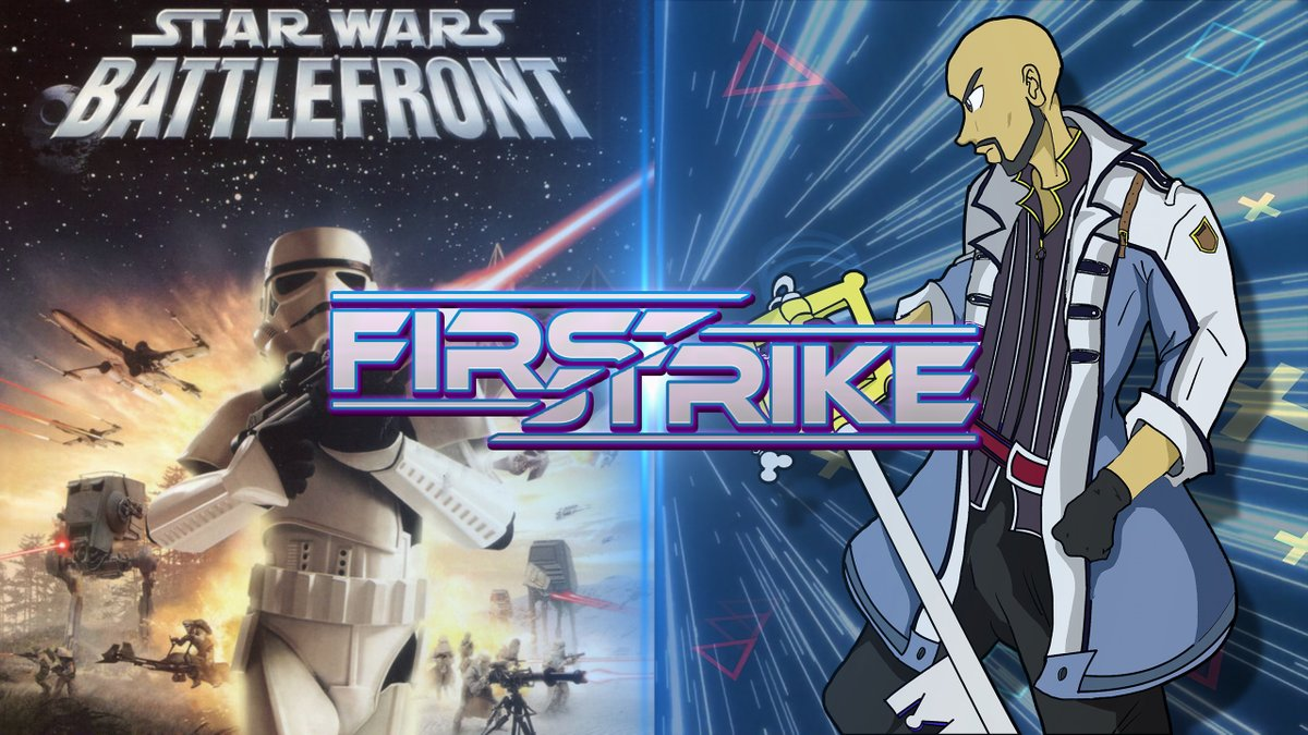 Tonight on First Strike, we celebrate Revenge of the 5th by playing one of my favorite Star Wars games, the OG Battlefront. So grab your blasters, mount those X-Wings and head on over to https://t.co/x63i9NjqbG. Stream starts soon. #StarWars #RevengeOfTheFifth #StarWarsDay https://t.co/Pmf5GjPJpC