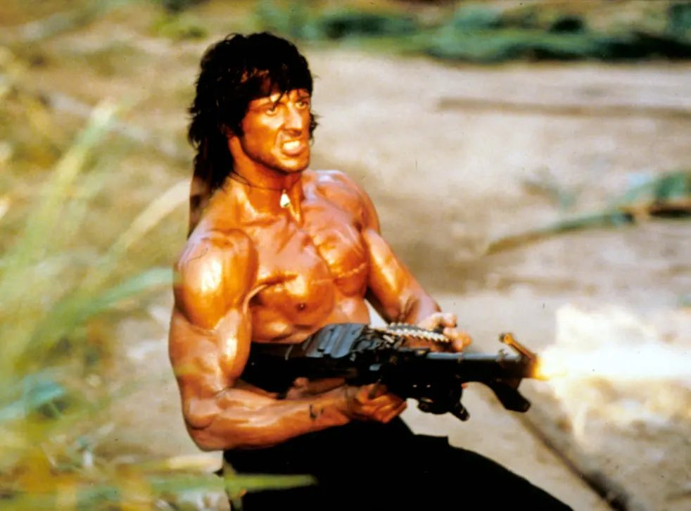 @ModernWarzone's photo on Rambo