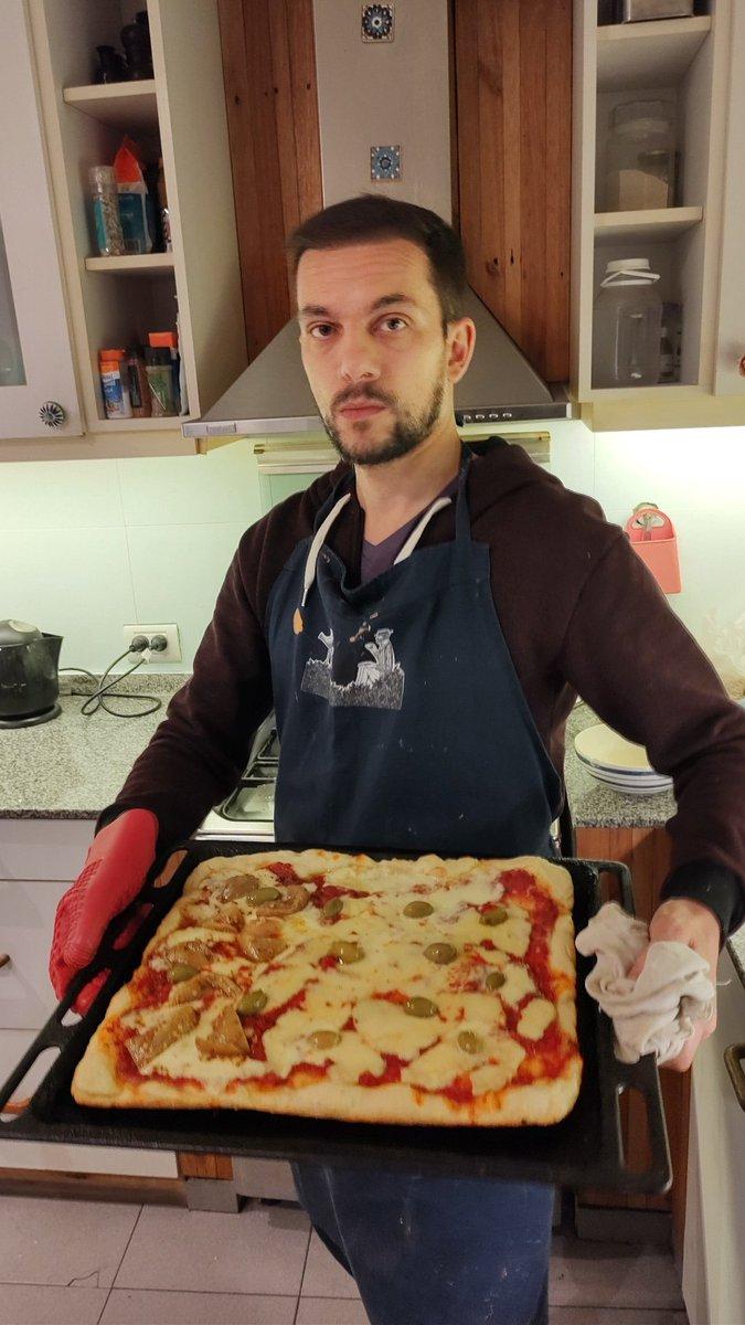 No sé, Betular, vos fijate Mi primera pizza amasada 🤤 #MasterChefArgentina https://t.co/vcPohuvrQM