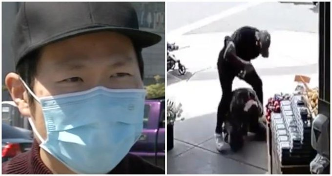 Asian American Father Walking With 1-Year-Old Son in Stroller Repeatedly Punched in SF Photo