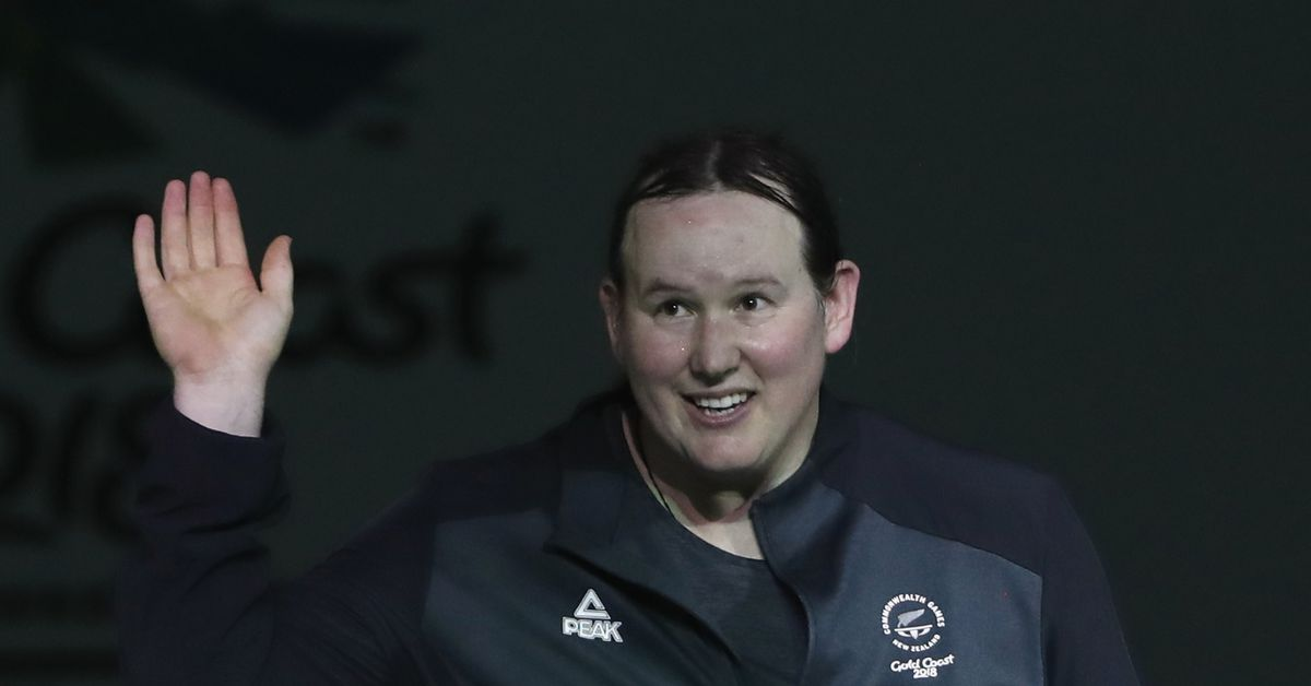 Weightlifter Hubbard poised to become first transgender Olympian - report https://t.co/7rz1uZoyNq https://t.co/z7VZiwMsAY