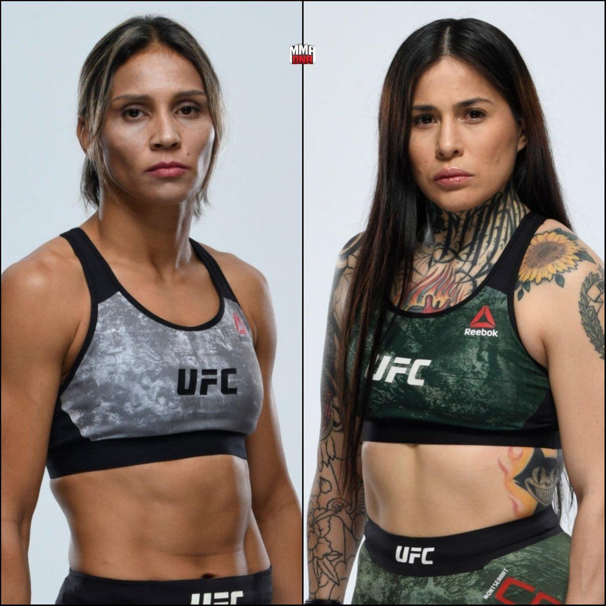 Amanda Lemos will fight Montserrat Ruiz at UFC event on July 17th. (per @CCLegaspi/@ESPNDeportes) #UFC #MMA #UFCESPN #WMMA https://t.co/NePhj1bawh