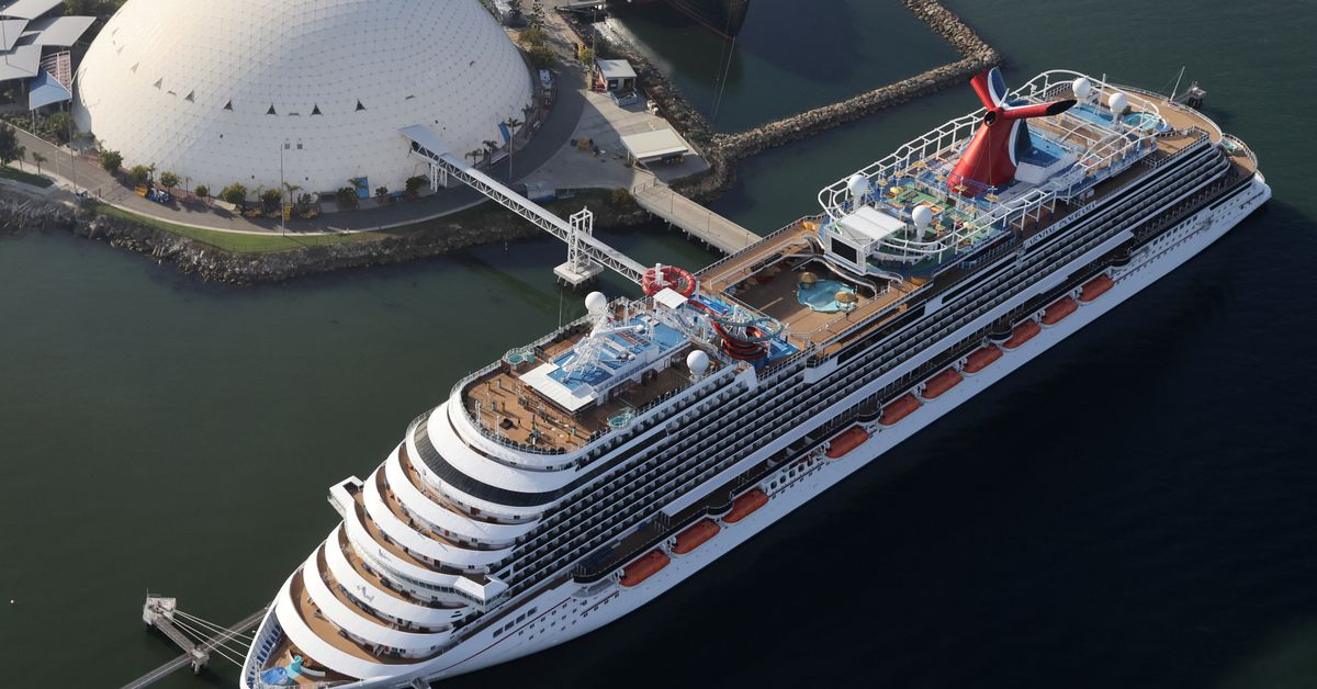 CDC advances plan for resumption of U.S. passenger cruise operations https://t.co/BQsvRPhxnQ https://t.co/hSDzKyDl0M