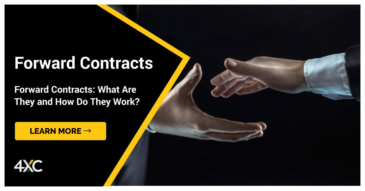 Image for the Tweet beginning: Forward Contracts: What Are They