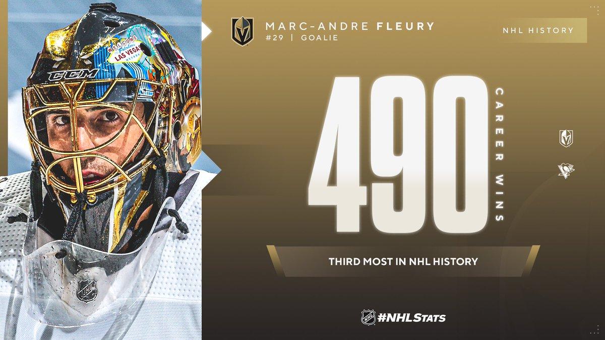 @PR_NHL's photo on Fleury