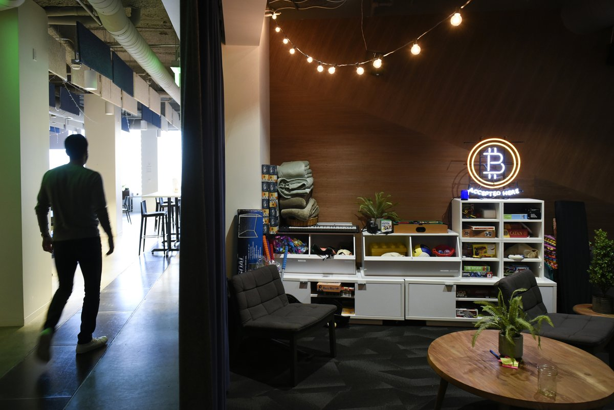 @crypto: Coinbase plans to close its San Francisco headquarters in 2022  More on @crypto:  $COIN
