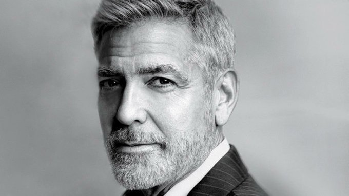 Happy 60th birthday, George Clooney!!!!