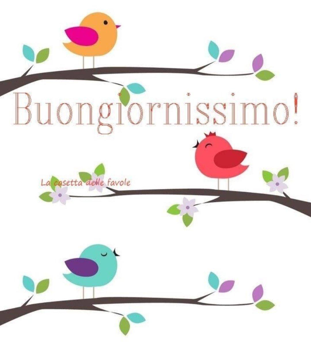 Buongiorno Massimo