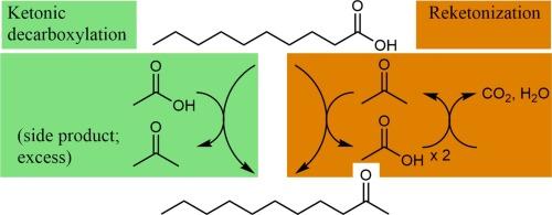 🆕Methyl ketones from carboxylic acids as valuable target molecules in the #biorefinery  ▶️https://t.co/q5ybdRuMZp @INC_CNRS @ENSICAEN  @Universite_Caen @Reseau_Carnot @Carnot_ESP  @CNRS @CNRS_Normandie @normandieuniv