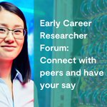 Image for the Tweet beginning: Are you an early career