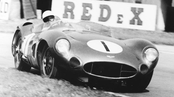 Legends on the edge... #AstonMartin…