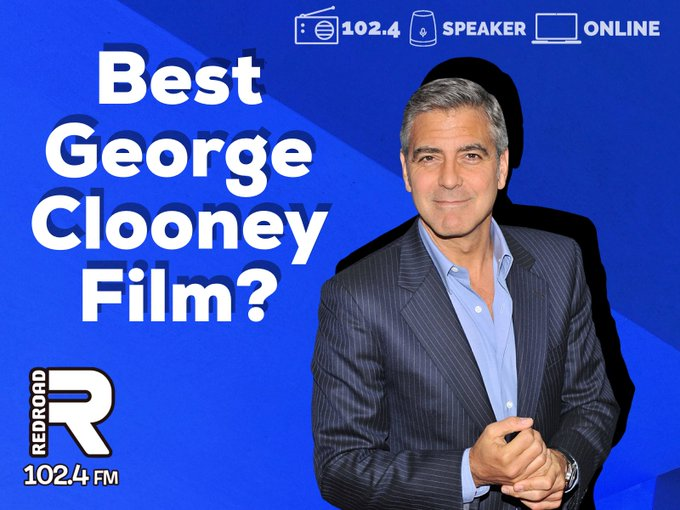 Happy Birthday George Clooney!