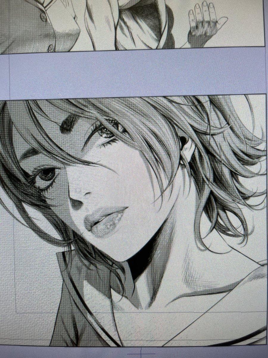 RT @oshitokosa: 頑張ってバトゥーキ描いて 頑張って嘘喰いスピンオフ描いたら またバトゥーキ描いて…...