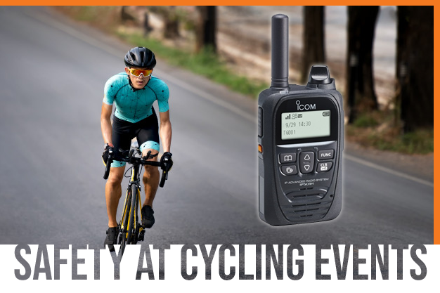 The #ICOM IP501H uses 4G/LTE mobile phone network as its back bone infrastructure allowing communication outside of your traditional limiting RF #radio coverage. This can include country and worldwide roaming to continue your conversations as if you were still around the corner
