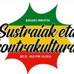 Image for the Tweet beginning: Sustraiak ta kontrakultura - Divagamos