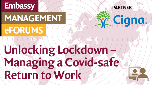 test Twitter Media - Looking forward to today's @EmbassyMagazine Coping With Covid eForum with @Cigna @CityWestminster @RBKC @PHE_uk  who will advise diplomatic missions on managing a Covid-safe return to work, #WholeHealth  support & hybrid working for diplomats & embassy staff. See you at 15.30! https://t.co/OShi81K90v