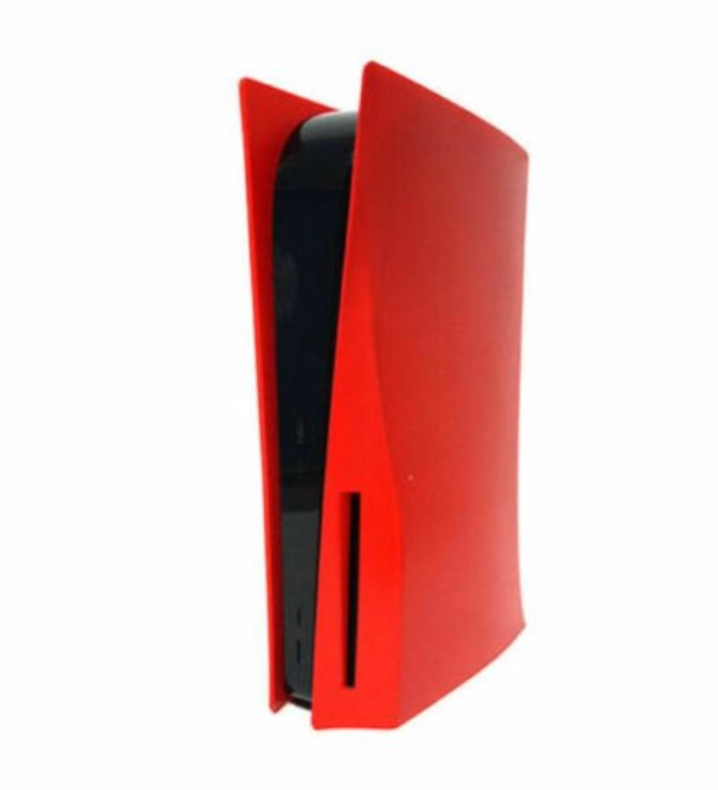 PS5 Plates Red. Also Black & Blue (For PS5 Disc Version) $67.43  eBay USA