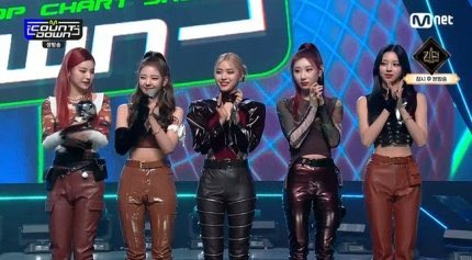 Congratulations to ITZY for winning #1 on Mnet MCountdown this week! 🎉🏆 @ITZYofficial #MafiaInTheMorning1stWin https://t.co/aGEpbao1Bv