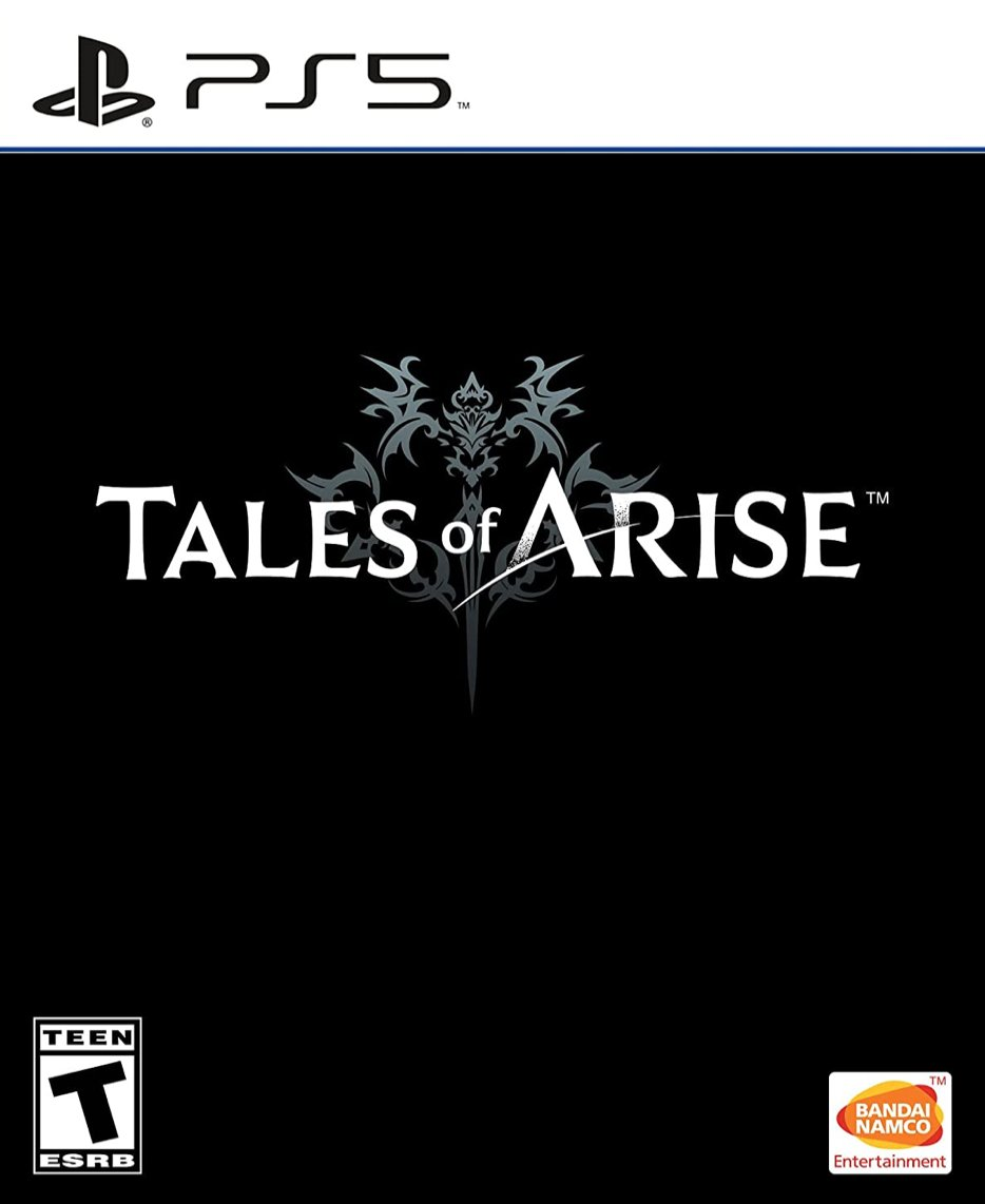 Tales of Arise PS5 $59.99  Amazon USA