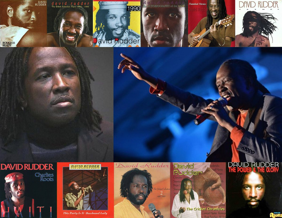 Does your spirit do a dance to this symphony Does it tell you that your heart is afire Does it tell you that your pain is a liar  - David Rudder, Legendary Calypsonian, born 67 years ago today on 6 May 1953, in Belmont, Port of Spain. https://t.co/L1pgGf9Cfx https://t.co/rTsZC4wWe1
