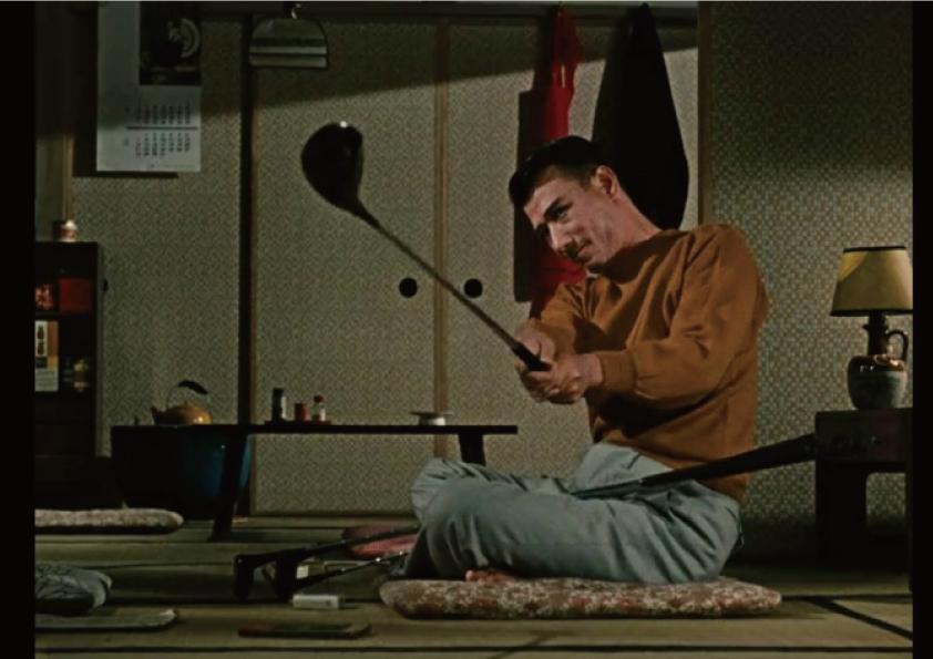 小津映画のバカみたいに美しい構図の分析やってたらこんな時間だ(『秋刀魚の味』(1962)より)