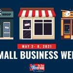 Small businesses are the lifeblood of our economy, and now more than ever, it's important that we support our local shops so Texans can continue to thrive.  Remember to #shopsmall this #NationalSmallBusinessWeek!  #txlege